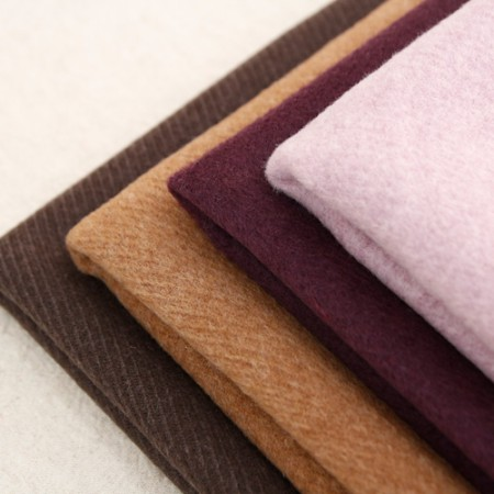 Large-cashmere fabric) Purple Brown (4 kinds)