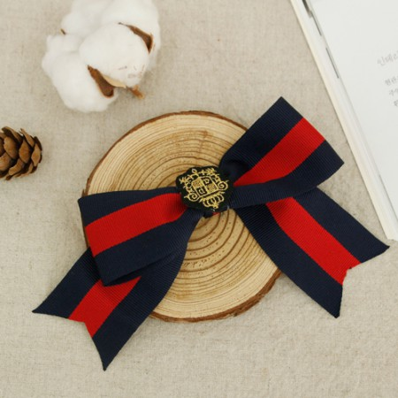 Ribbon Tape Navy Red Ribbon String (3Hermp / 3 species)