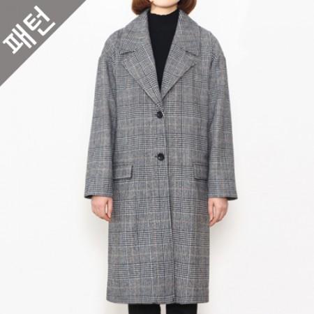 Patterns - Female) Female Coat [P839]