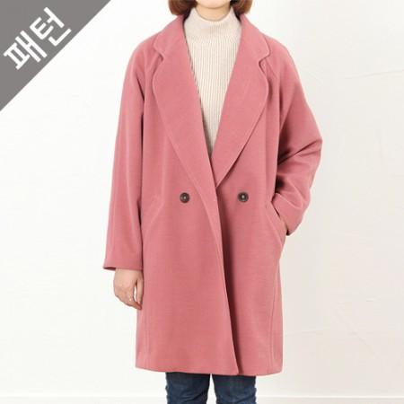 Patterns - Female) Female Coat [P798]