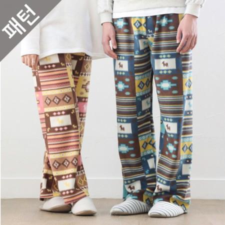Patterns-) Women / Men sleeping pants [P808]