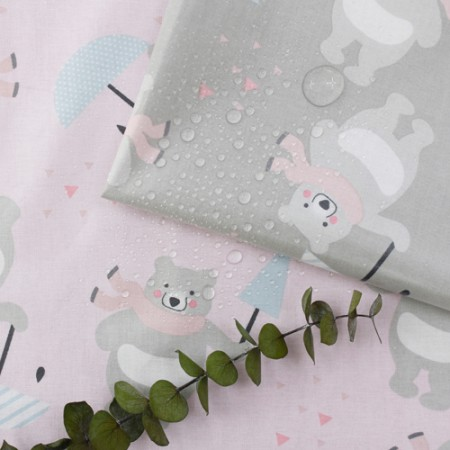 TPU laminate fabric) Rainy day (2 kinds)