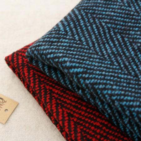 Large-wool blend) Haringbone (2 kinds)