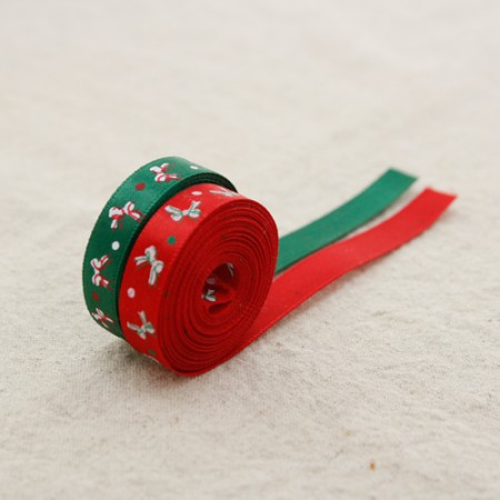 Ribbon tape Mini ribbon Ribbon strap 10mm (3Hermp / 2 species)