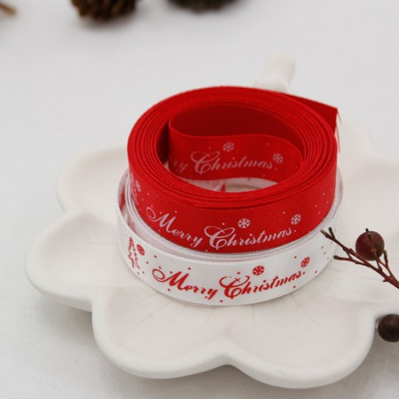 Chris Hermp Slip ribbon satin ribbon logo ribbon 15mm (3Hermp / 2 species)