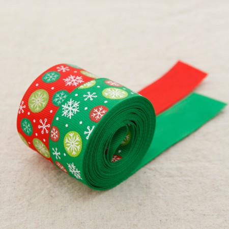 Chris Hermp ribbon ribbon snow ribbon tape 25mm (3Hermp / 2 species)