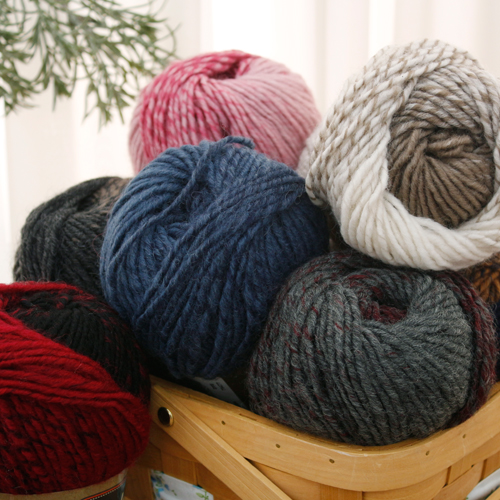 Hand Knitted Yarn Room Freedom Wool (7 kinds)