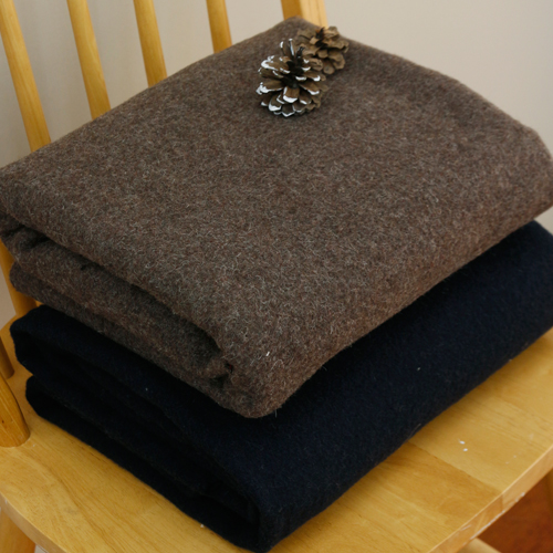 Large-wool blend fabric) Cookie (2 kinds)