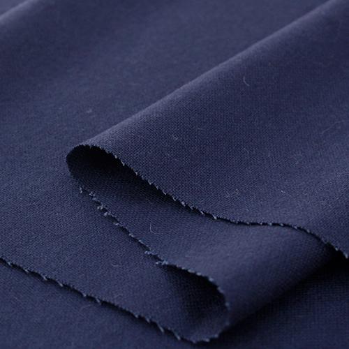 Large-wool blend fabric) Gran Blue
