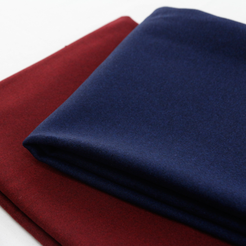 Large-wool blend fabric) Winter story (2 kinds)