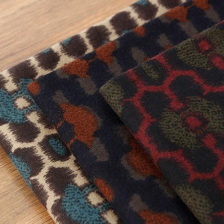 Large-width brushed fabric) Vintage hoop (3 kinds)