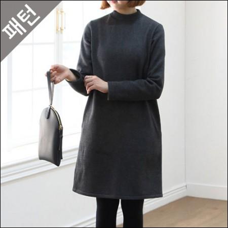 Patterns - Women) Women's Dress [P821]