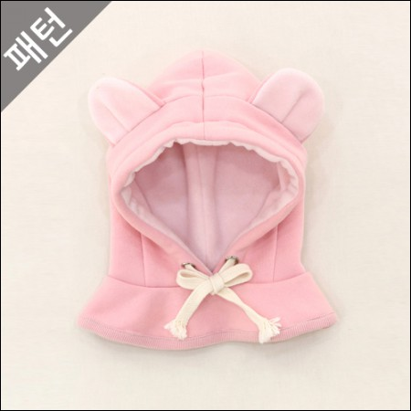 Patterns-Children) Infant Hooded Warmer [P848]