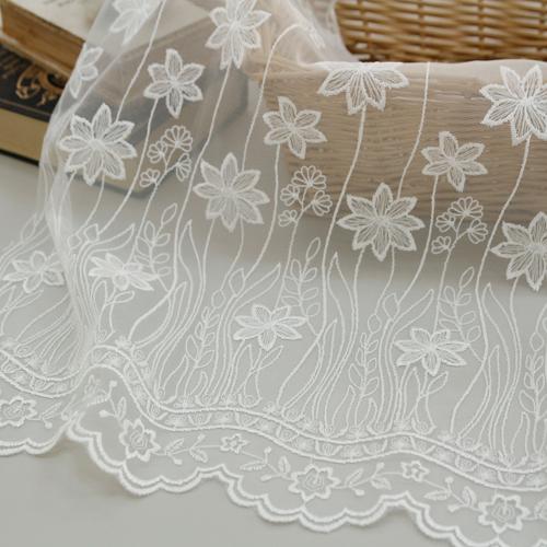 TR Embroidery Bon Barans) Cosmos _45cm
