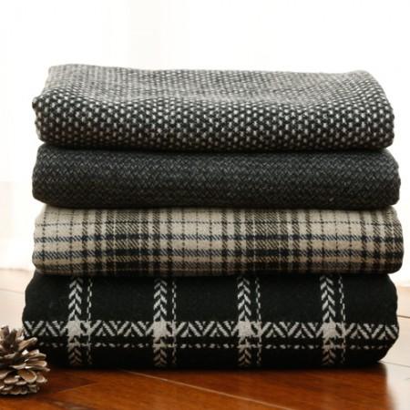 Large-wool blend fabric) Sumoki wool (4 kinds)