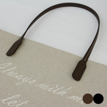 Bag strap) Stitch shoulder handle (2 kinds)