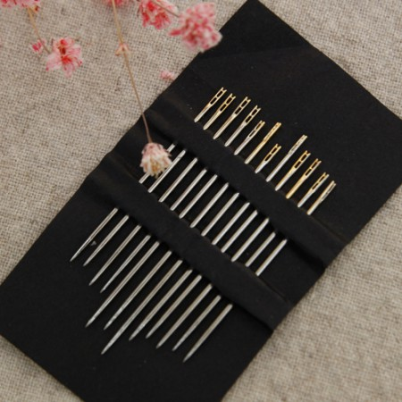 Needle) 2 Hole Needle Set (12EA)