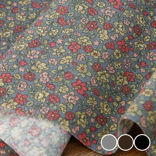 20 woven fabrics) Maison de Flower (3 species)
