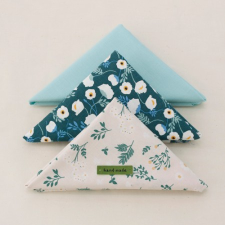 [It's 049] Fabric Package) Natural Garden (3 pack) 1 / 4Hermp