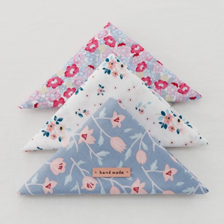 [It's 052] fabric package) Spring lily (3 pack) 1 / 4Hermp