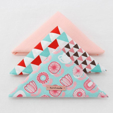 [It's 053] Fabric Package) Mint Candy (3 pack) 1 / 4Hermp