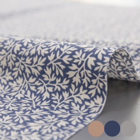 20 woven fabrics) Snow flower leaf (3 kinds)