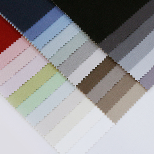 Large-curtain) H-coat - plain (28 kinds)