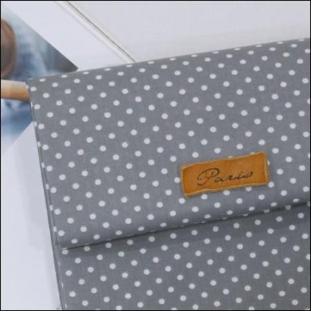 Cotton blend) Mini dots [3950]