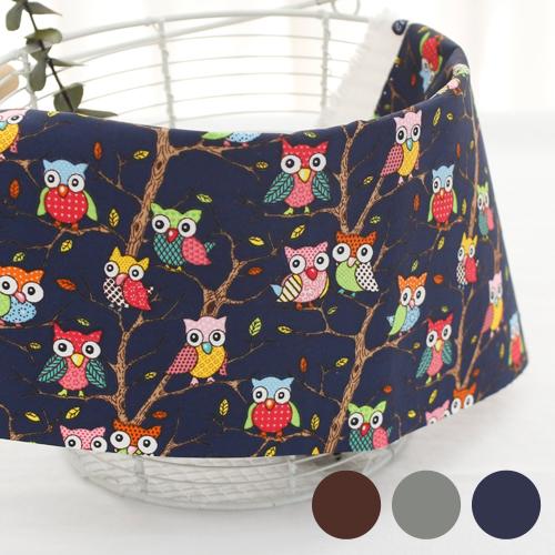 Largely-waterproof) Owl (3 species)