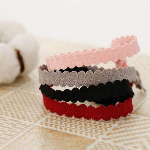[3Hermp] high elasticity ribbon tape) Baba _10mm (four kinds)