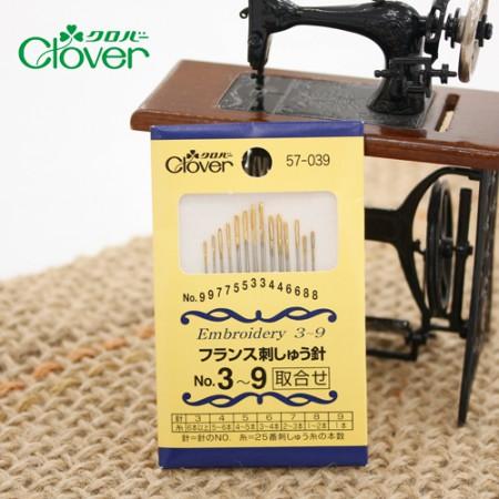 Clover needle set (3 ~ 9)