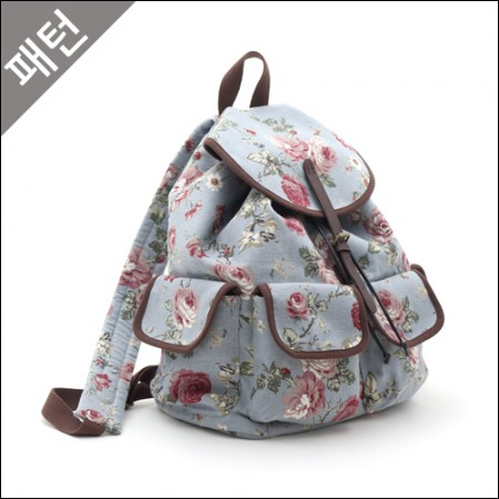 Patterns-Props) Bag Swanie Backpack [P918]