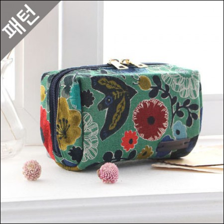 Patterns-Props) Makeup Pouch [P967]