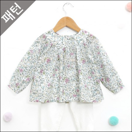 Patterns-Props) Children Blouse [P881]