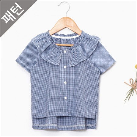 Patterns-Children) Children Blouse [P904]