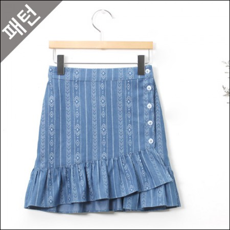 Patterns-Children) Children Skirt [P901]
