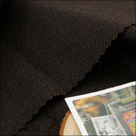 Great-Wool) Choco brown
