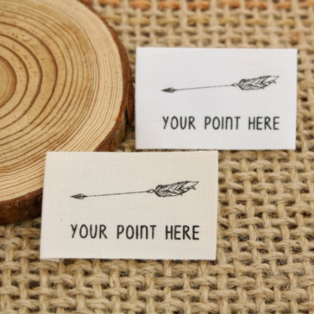 [2Piece] Concave Label) Flying arrow (2 kinds)