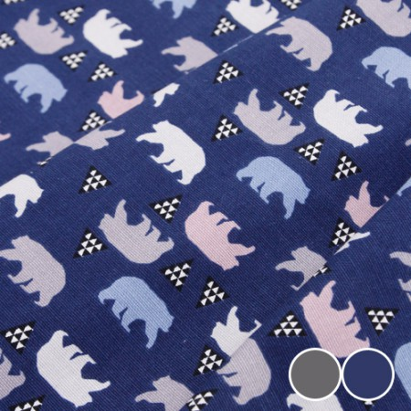 20 number oxford fabric) Little Bear (two kinds)