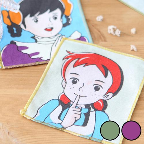 Red hair n-cotton linen cut) Pop art (2 kinds)