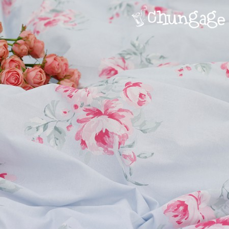 "Cotton fabrics 20 woven fabrics Fabric width) I need romance [171] <div style=""display:none""> Cotton Fabric / Fabric Shop / Fabric / Self-made / It's Fabric / Pretty </div>"