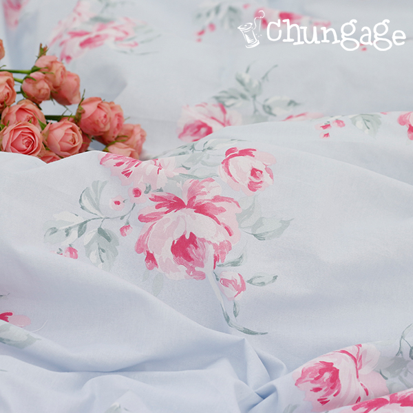 "Cotton fabrics 20 woven fabrics Fabric width) I need romance [171] <div style=""display:none""> Cotton Fabric / Fabric Shop / Fabric / Self-made / It's Fabric / Pretty </div>"