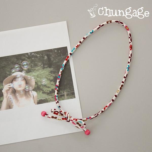Fabric String String Piping Flip Baby Blossom (Hermp Genta Pink) (3Hermp)