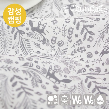 Large-sized camping waterproof fabric) Drawing book [T021