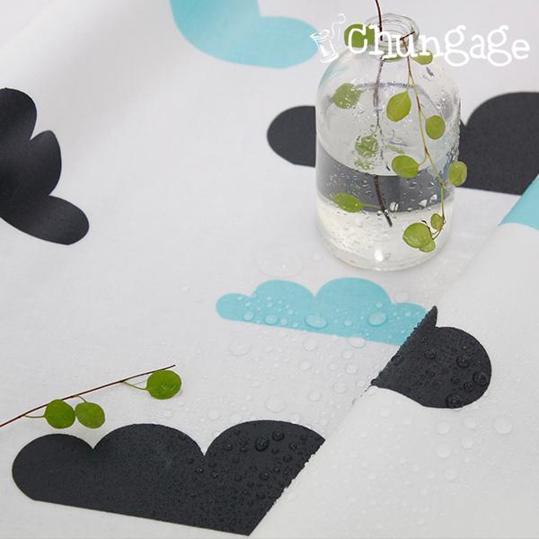 Advanced matte laminate fabric) Cozy cloud