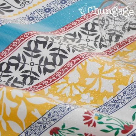 Waterproof Fabric Non-toxic TPU Laminate Fabric Bohemian Rhapsody