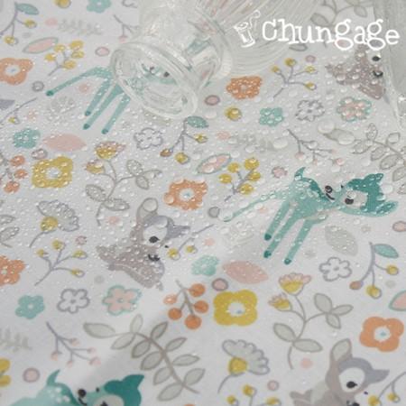 Waterproof Fabric Non-toxic TPU Laminate Fabric Meili