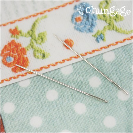 French embroidery needle No. 26 Embroidery needle Cross stitch needle