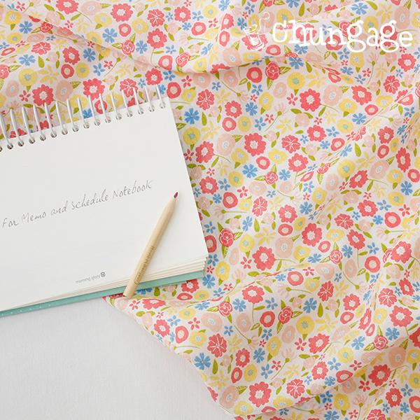 "Fabric Fabric Fabric Knitted Fabrics Width 160cm) Tattoo Flower [902] <div style=""display:none""> Bracer's idea / look cloth / summer fabric / ripple look / fabric / fabric / shopping mall / emotional fabric / </div>"