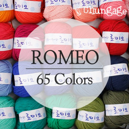 Knitting room) Romeo (65 kinds)